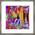 The New View Of Science Framed Print
