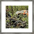 The Pack From Wolfsburg Framed Print