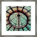 The Roof Framed Print