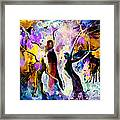 The Three Grace From Spain Framed Print