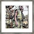 The Three Framed Print by JC Findley