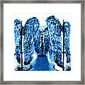 The Wings Of Fallen Angels Framed Print