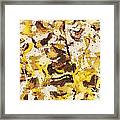 The Yellow Paintings Framed Print
