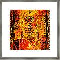 Then All Hell Broke Loose Framed Print