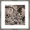 Time Forgotten Framed Print