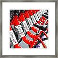 Time To Ride Framed Print