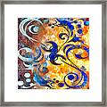 To Harness The Sun Framed Print
