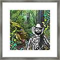 Toy In The Woods 3 Framed Print