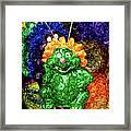 Troll Framed Print