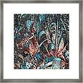 Twistered 3 Framed Print