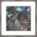 Twistered Framed Print
