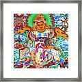 Vaishravnna 10 Framed Print