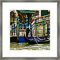 Venetian Colors Framed Print