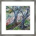 Verde Park Framed Print