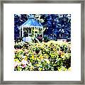 War Memorial Rose Garden  3 Framed Print