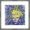 Warhol II Framed Print