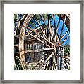 Water Mill Framed Print