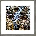 Waterfall 2 Framed Print
