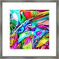 Welcome To My World Dissection 2 Framed Print