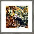 West Virginia Morn Framed Print