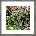 Wheel Of Color Framed Print