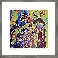 Wild Flowers104 Framed Print