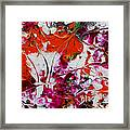 Wilted Flowers Framed Print