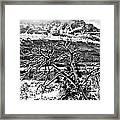 Winter On The Horizon Framed Print