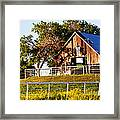 Withered But Worthy Framed Print by Elizabeth Hart