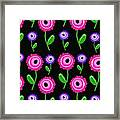 Young Florals  Framed Print