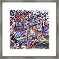 Agincourt The Impossible Victory 25 October 1415 Framed Print