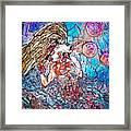Cosmogony Ainu Framed Print