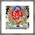 Ganapati 8 Framed Print