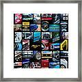 Mustang Art -01 Framed Print