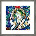 Saraswati 2 Framed Print