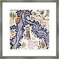Marco Polo (1254-1324) Framed Print