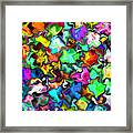 2x1 Abstract 322 Framed Print