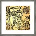 Ancient Dreams Framed Print