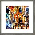 Charming Night Framed Print