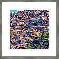 Darjeeling Framed Print