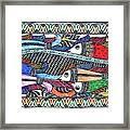 Fish Culture Framed Print