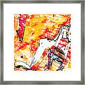 Nude, Love Framed Print