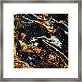 Patterns In Stone - 189 Framed Print