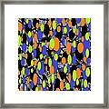 The Arts Of Textile Designs #58 Framed Print