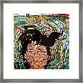 The Drowning Artist Framed Print