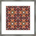 Arabesque 099 Framed Print
