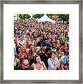 Bele Chere Festival Framed Print