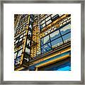 142 Park Framed Print