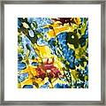 Heavenly Flowers Framed Print