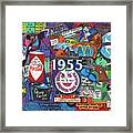 1955 In Review Framed Print by David Sutter